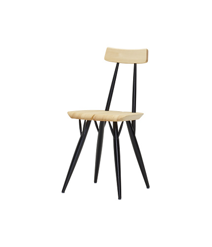 Ilmari Tapiovaara Pirkka Chair And Stool