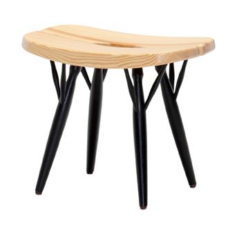 Ilmari Tapiovaara Pirkka Chair And Stool