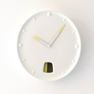 Inga Sempè Guichet Clock