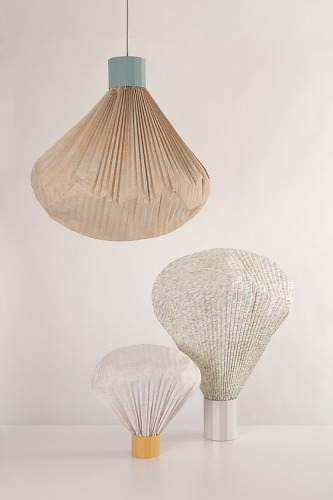 Inga Sempè Vapeur Lamp Collection