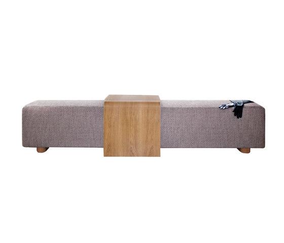 ingenhoven architekten crew 99 bench. Black Bedroom Furniture Sets. Home Design Ideas