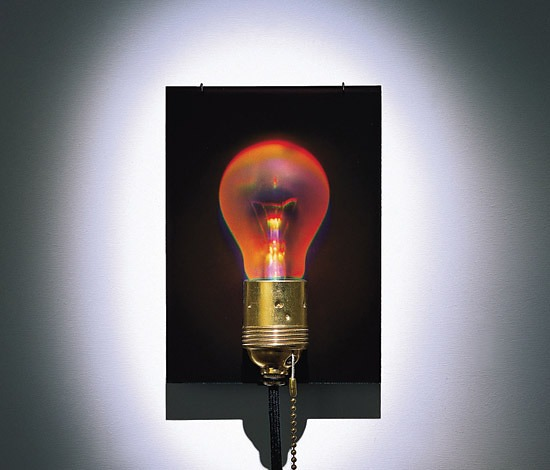 Ingo Maurer and Eckard Knuth Holzonki Lamp
