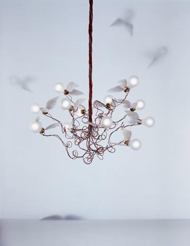 Ingo Maurer Birdie Lamp