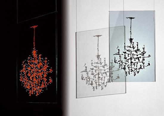 Ingo Maurer Lüster [limited Production] Lamp