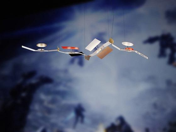 Ingo Maurer Team T.T. Moon Lamp
