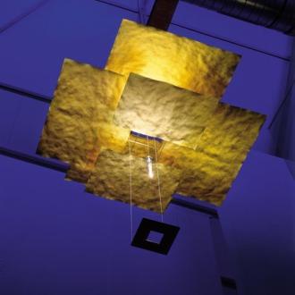 Ingo Maurer Und Team Oh Mei Ma Gold Lamp