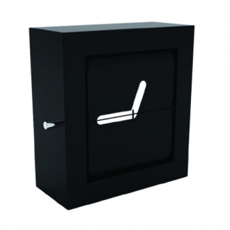 Invotis Orange Studio Quadrant - Flip Clock