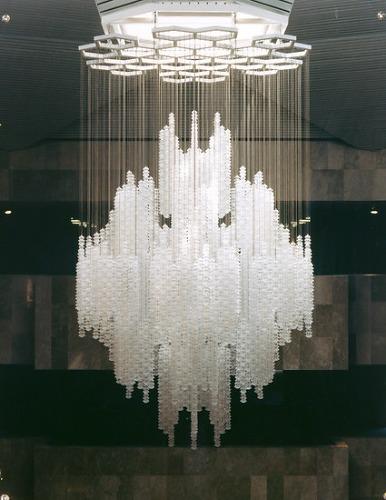 J.T. Kalmar Design Team Gulf Hotel Doha Lamp