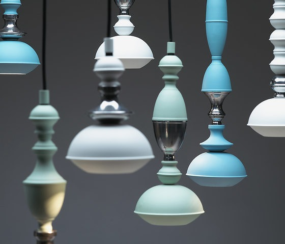 Jacco Maris and Ben Quaedvlieg Benben Lamp Collection