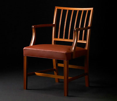Jacob Kjær JK-07 and JK-08 Chair