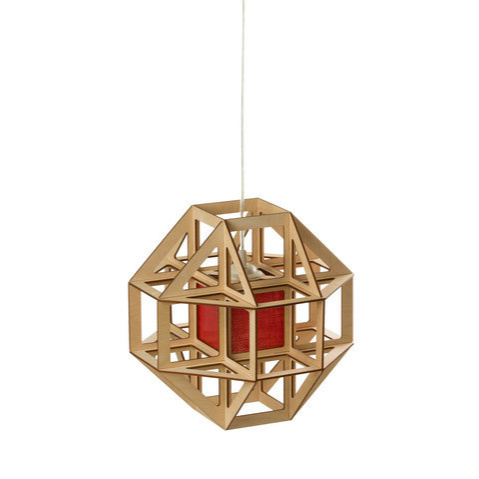 Jacob De Baan Safir Lamp Collection