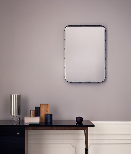 Jacques Adnet Mirror Collection
