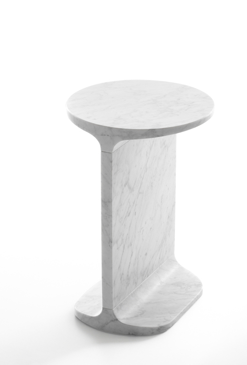 James Irvine Ipe Tondo Low Table