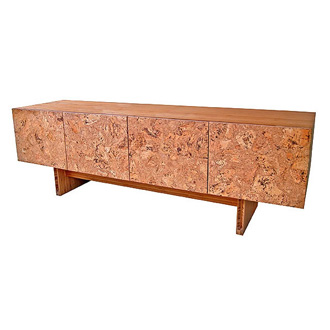 James Sanderson and Michael Iannone Cork Media Console