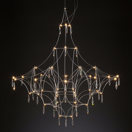 Jan Pauwels Mira Chandelier