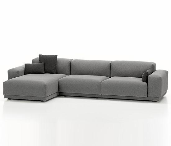 Jasper Morrison Place Sofa
