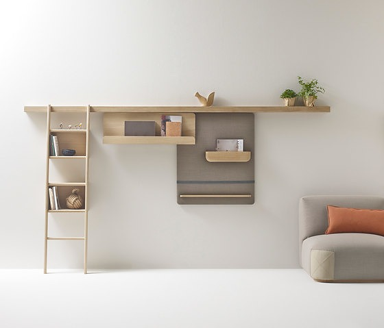 Jean Louis Iratzoki Zutik Shelf