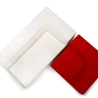 Jean-Marie Massaud Easy Block Sofa System