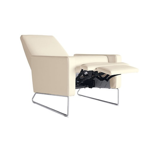 Jeffrey Bernett and Nicholas Dodziuk Flight Armchair