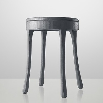 Jens Fager Raw Side Table