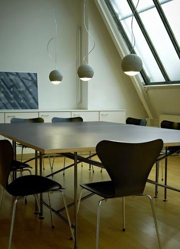 Attractive Joachim Manz Trabant 1/2 Pendant Lamp Great Ideas
