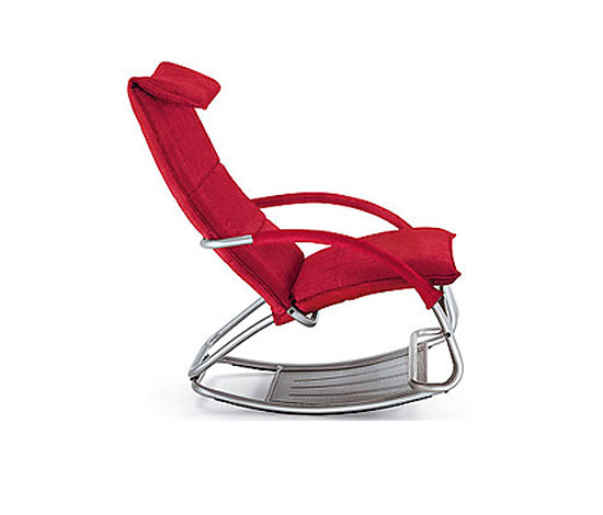 Jochen Hoffmann Swing Rocking Chair