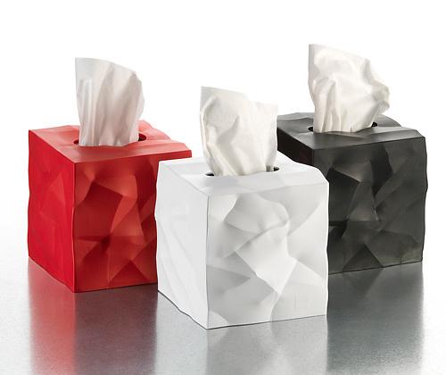 John Brauer Wipy Tissue Box