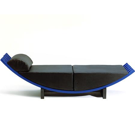 Jonas bohlin concave chaise longue for Chaise longue 200 cm