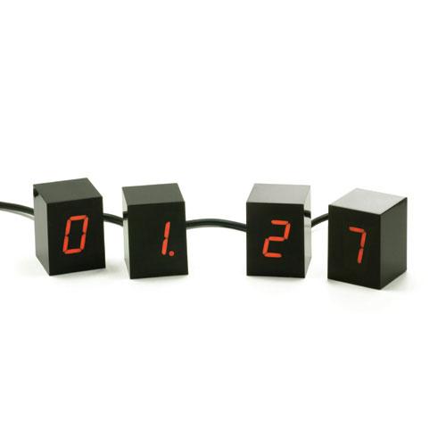 Jonas Damon Numbers Led Clock