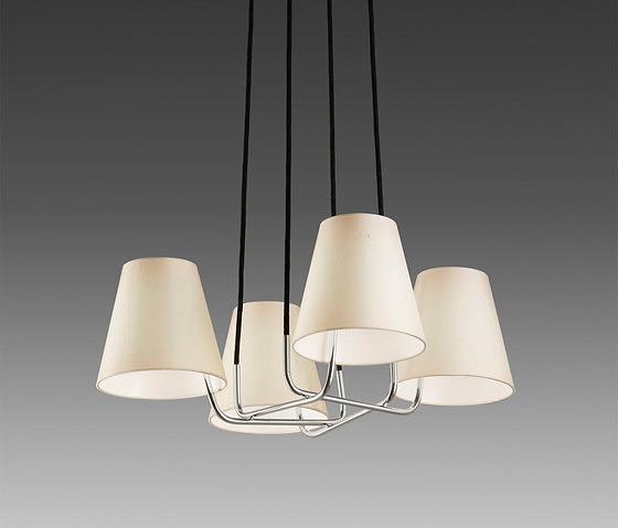 Jonathan Browning and J.T.Kalmar Design Team Corona Lamp