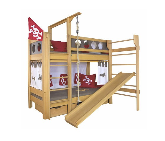 Jörg De Breuyn Debe Deluxe Pirat Play Bed