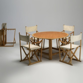 Jørgen Rud The Folding Dining Table