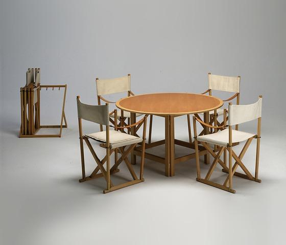 Jørgen Rud The Folding Dining Table