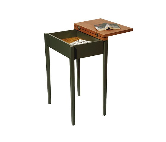 Judith Seng Studio Patches Table Collection