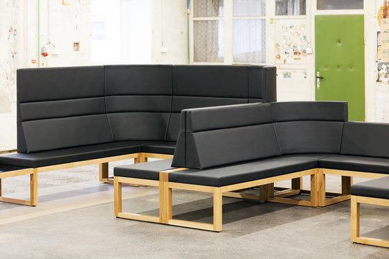 Kai Stania Diner Bench