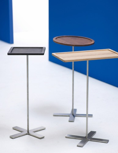 Karel Boonzaaijer and Dick Spierenburg Standby Table