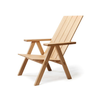 Kari Virtanen Arkipelago KVTT3 and KVTR1 Armchair