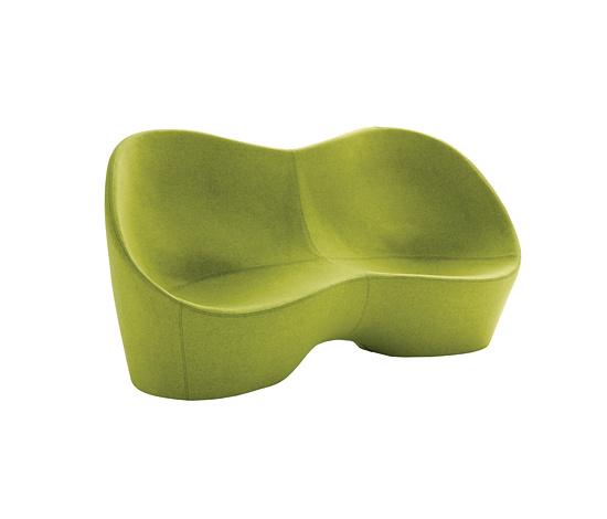 Karim Rashid Kouch & Ouch Sofa and Armchair