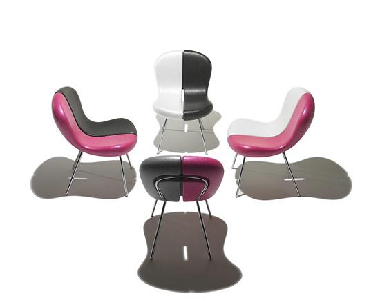 Karim Rashid Snap Chair