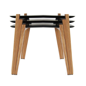 Karl Schwanzer Kollektion.58 Nesting Tables