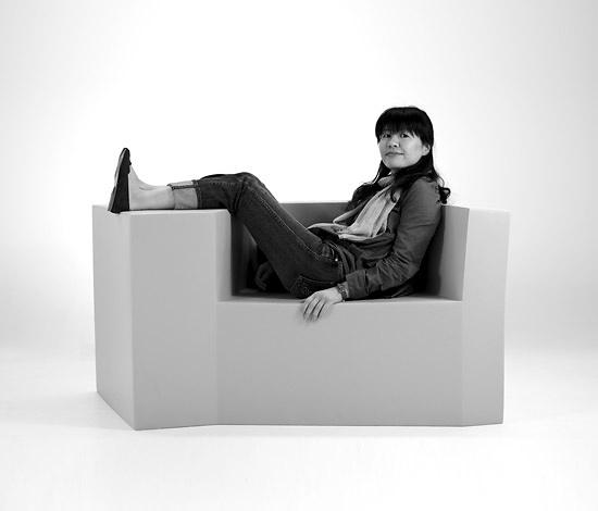 Kazuko Okamoto Dai Armchair