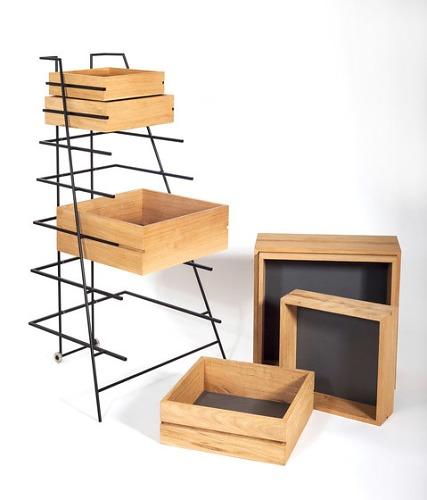 Keiji Ashizawa Sutoa Shelving System