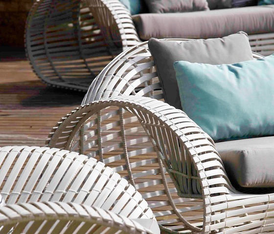 Kenneth Cobonpue Lolah Seating Collection