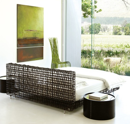 Kenneth Cobonpue Yin & Yang Bed