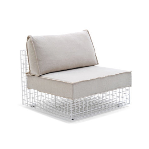 Kensaku Oshiro Grid Seating Collection