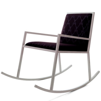 Kiki Van Eijk Domestic Tales Scissor Rocking Chair