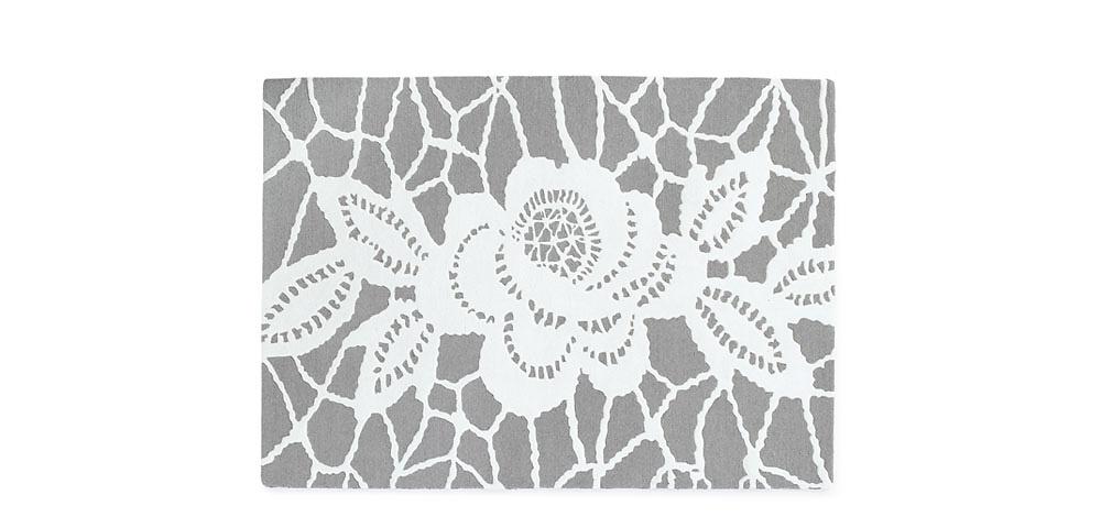Kiki Van Eijk Rose Lace Carpet