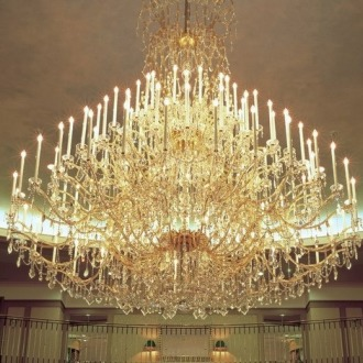 KKS Design Imabari Kokusai Hotel Lamp