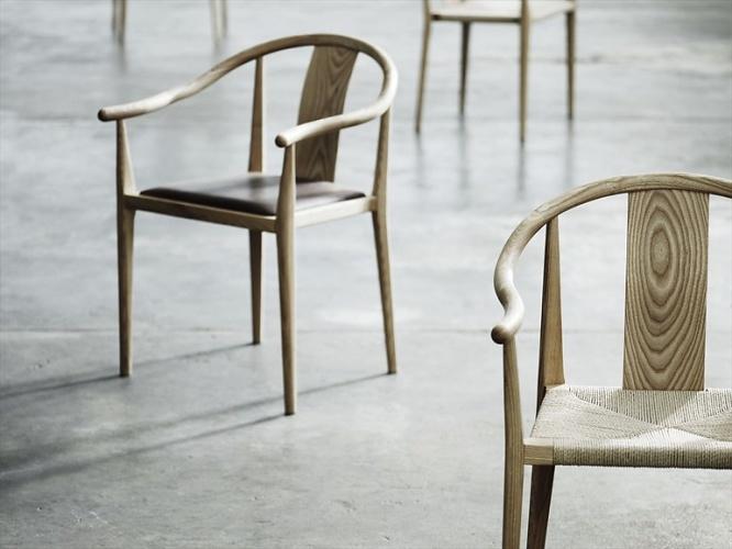 Knut Bendik Humlevik Shanghai Chair