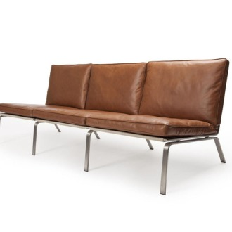 Knut Bendik Humlevik and Rune Krøjgaard Man Sofa